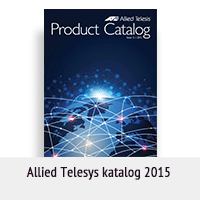 Allied Telesys katalog 2015