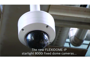 Bosch Flexidome IP 8000i 1